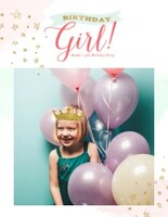 Birthday Girl Sparkles