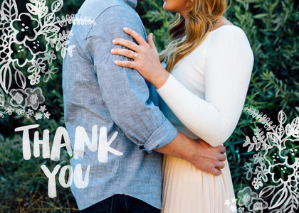 Thank You by Amy Tangerine