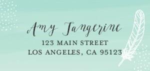 Hi by Amy Tangerine