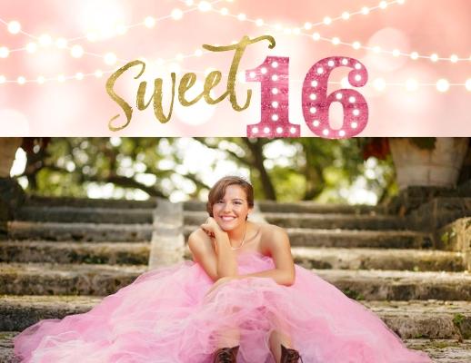 Sweet Sixteen Celebration