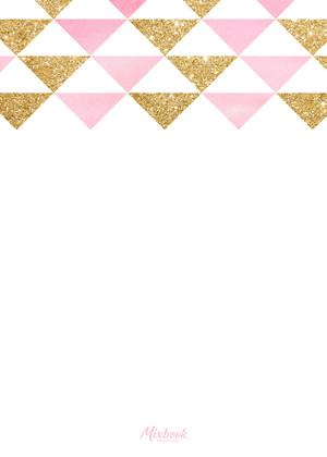 Glitzy Triangles