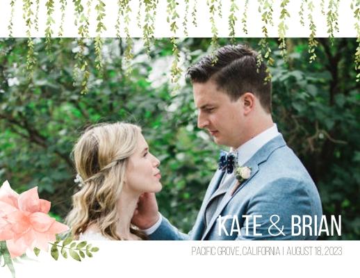 Outdoor Botanical Wedding