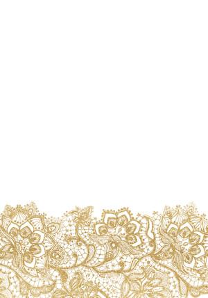 Glittered Wedding