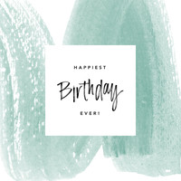 Happy Birthday by Almost Makes Perfect