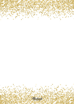 Gold Glitter Celebration