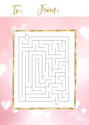 Valentine's Maze