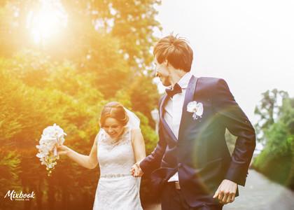 Mr. & Mrs. Announcement