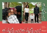 Merry Christmas Banner by Bonnie Christine (Copy)