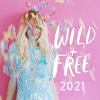 Wild & Free Calendar by Hello!Lucky