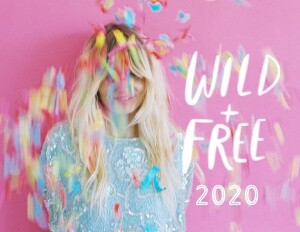 Wild & Free Calendar by Hello!Lucky