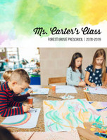 Rainbow Classroom Yearbook