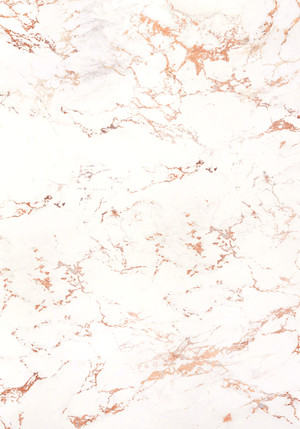 Rose Gold Marble