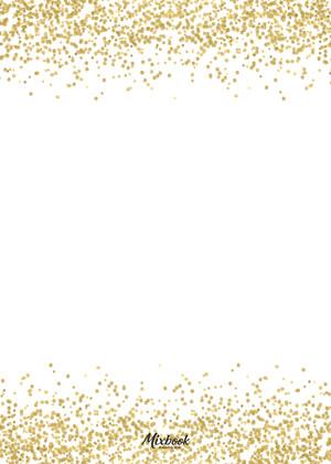 Whimsical Confetti Anniversary