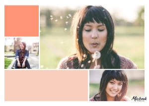 Color Block Collage