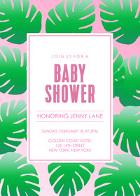 Baby Shower by Kelly Purkey