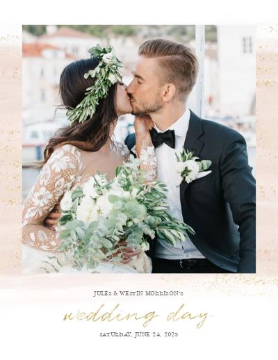 Soft Wedding Neutrals