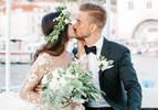 Simple White Wedding
