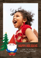 Holiday Gnome by Pennie Post