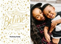 Believe by Lily & Val
