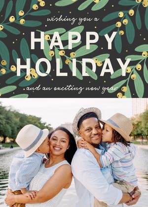 Mistletoe Holiday