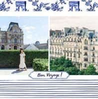 J'adore Paris by Molly Hatch