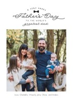 Father's Day Typography by Pennie Post