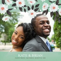 Outdoor Botanical Wedding by 1canoe2
