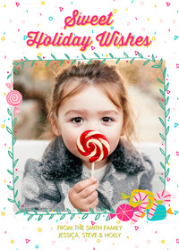 Sweet Holiday Wishes by Damask Love & Black Lamb Studio