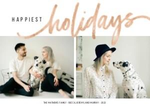Happiest Holidays Script