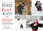 Peaceful Holiday Greeting