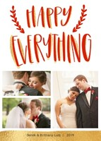 Happy Everything By Brittany Luiz