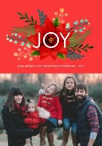 Poinsettia Joy