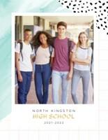 Trendy High School Yearbooks