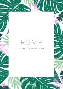 Tropical Grad Party