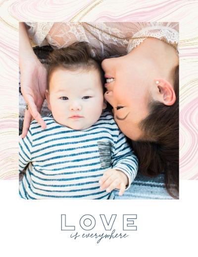 Marbling Love Photo Book