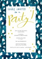 Indigo Party by Casey D. Sibley