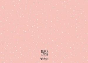Rainbow Stationery by Black Lamb Studio