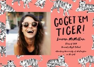 Go Get 'Em Tiger by Hello!Lucky