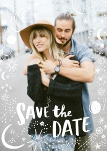 Constellation Wedding by Hello!Lucky