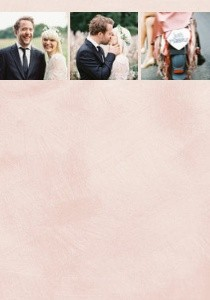 Light Pink Gemstone Wedding
