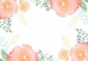 Mint and Peach Wedding