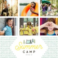 Summer Camp Yearbook