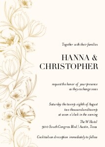 Romantic Wedding Florals by Khristian Howell