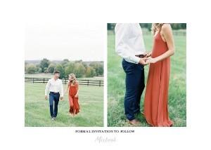 Wedding Foil Flowers