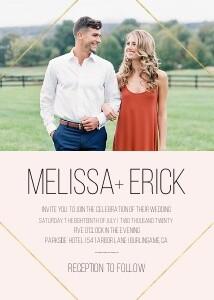 Simple Pink Wedding