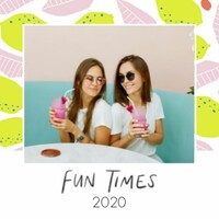 Fun Times by Black Lamb Studio