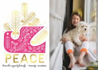 Holiday Dove Peace by Hello!Lucky