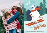 Christmas Yeti by Shannon McNab