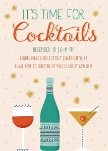 Holiday Cocktails by Shannon McNab