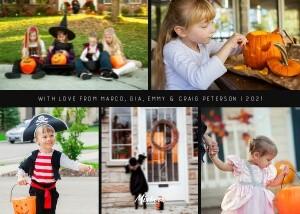 Happy Halloween Foil